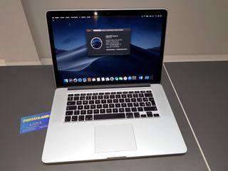"""MacBook 15"""" i7 16gb 500ssd Ati 2gb - 2015 garantia"""