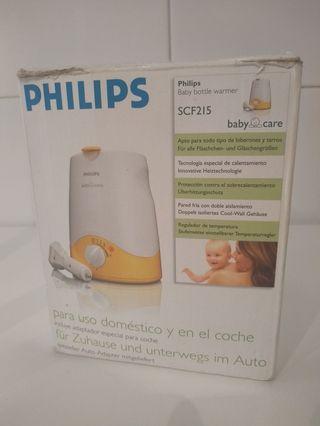Calienta biberones portátil Philips