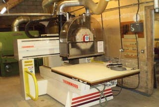 Thermwood Turret 40 CNC Router Wadkin