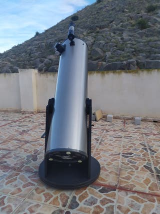 Telescopio GSO Dobson 250/1250 DOB y Oculares