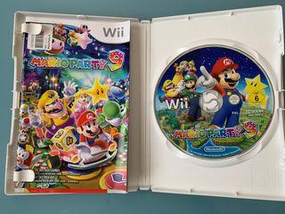 Juego Mario Party 9 para Wii