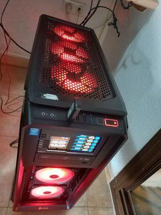 pc gamer- ordenador de sobremesa gaming dual xeon.