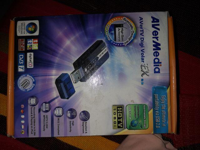 tdt para televisiones ordenadores portatiles