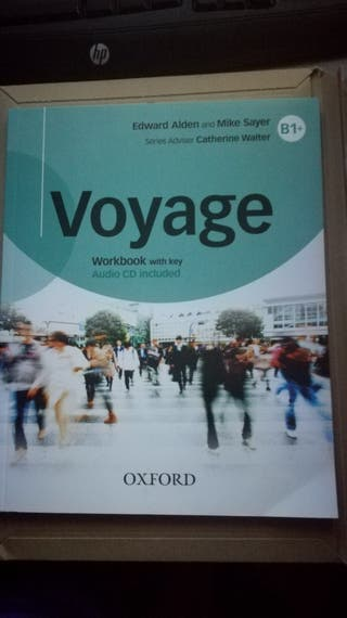 Libro Oxford Voyage Ingles B1+