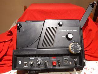 Proyector súper 8 Chinon sound 7000