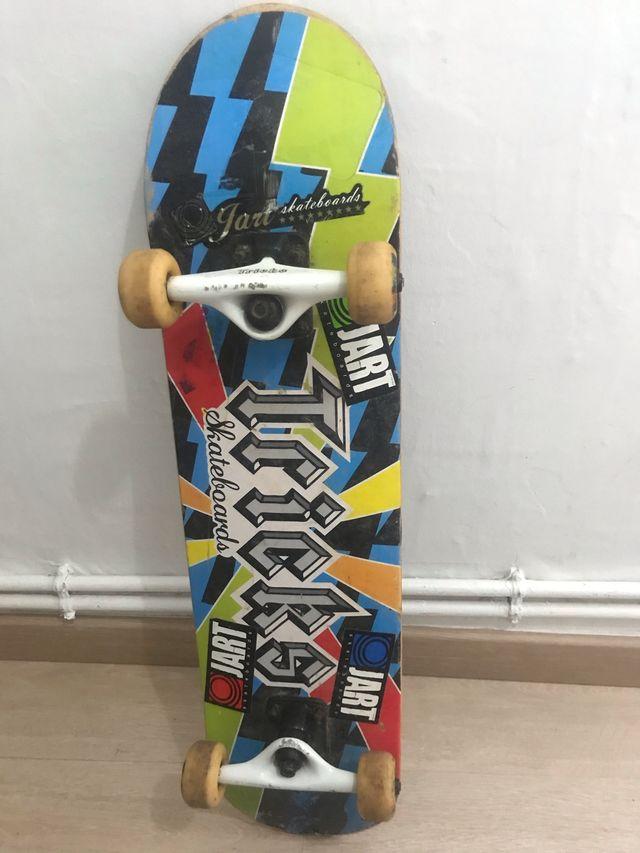 Skate tricks