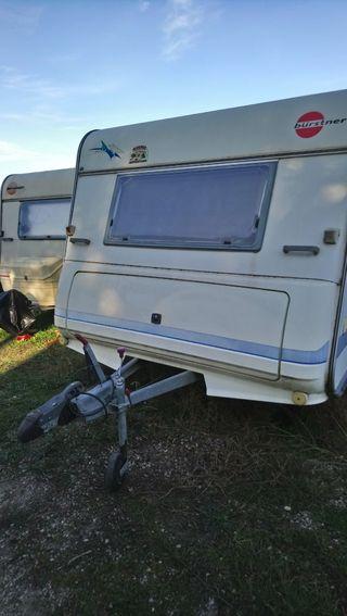 Bürstner caravana amara 550 TK 1997