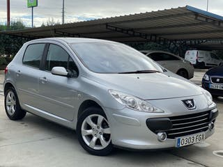 Peugeot 307 1.6 xs 110cv , único dueño