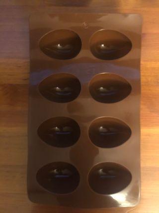 Molde para huevo de pascua