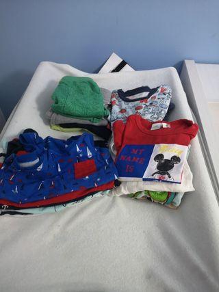 pack ropa verano talla 18 a 24 meses