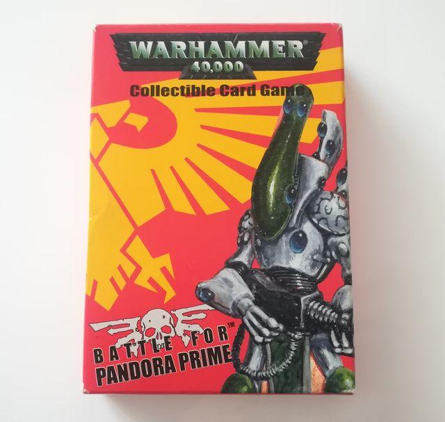 Warhammer 40000. Battle for Pandora Prime