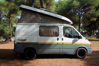 Ford Transit Nugget Westfalia camper
