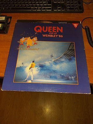 Disco vinilo Queen Live at Wembley 86