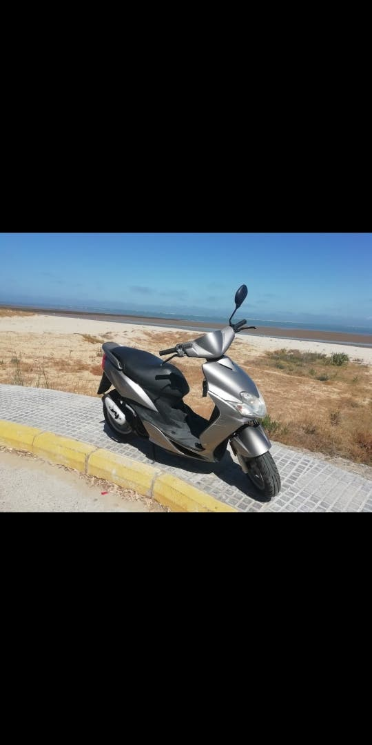 Yamaha jog r 50