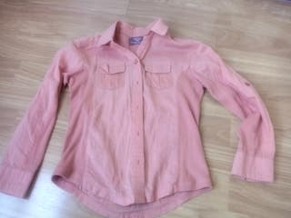 camisa mango talla 4-5