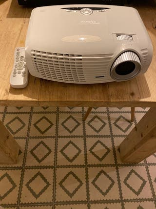 Proyector OPTOMA FULL HD 3D
