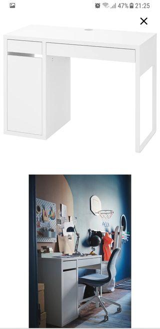 Mesa escritorio, de IKEA