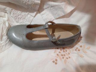 zapatos clarys niña talla 30