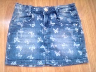 falda talla 5-6