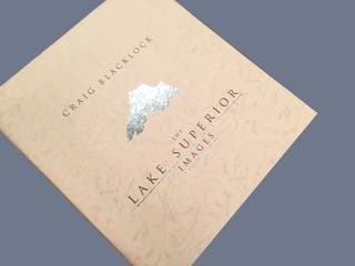 Libro: The Lake Superior Images (Craig Blacklock)