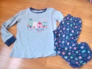 pijama talla 4-5