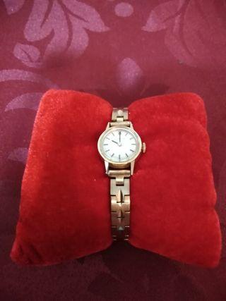 Reloj Antiguo Vitage Mujer Certina Swiss Made