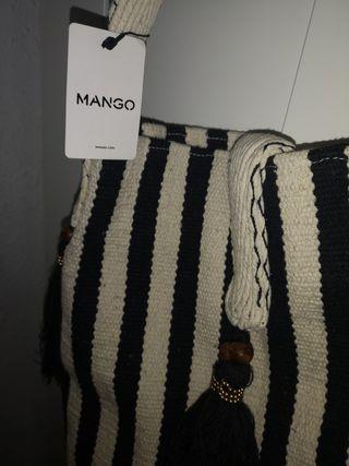 Bolso bandolera Mango