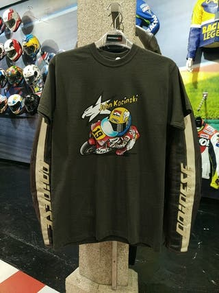 camiseta john kocinski nueva