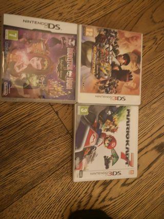 juegos Nintendo 2DS,3DS