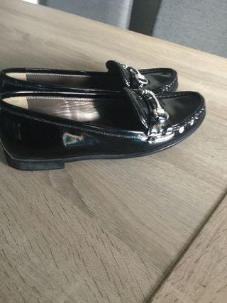 Zapatos de piel Geox