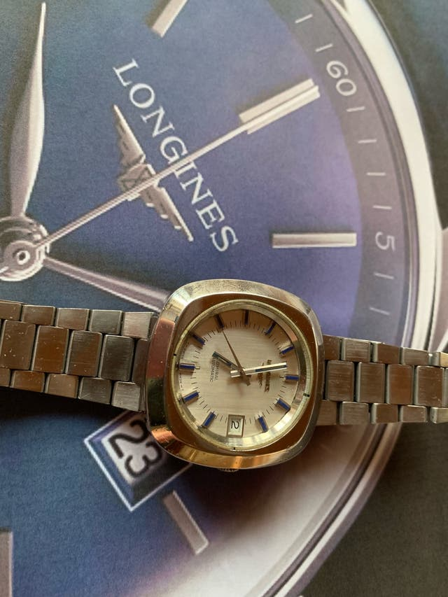 Longines Admiral vintage