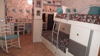 dormitorio juvenil completo.Madera maciza