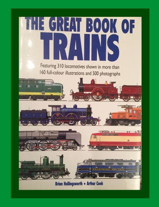 Libro: The Great Book Of Trains