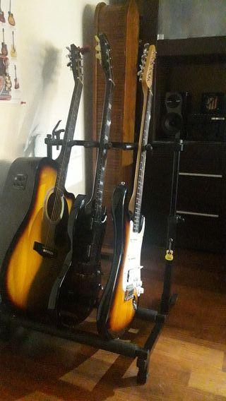se vende soporte para guitarra
