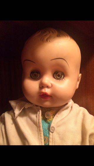 Muñeco americano años 50-60