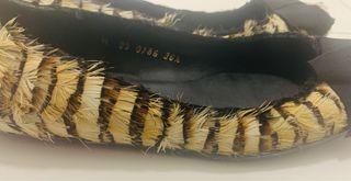 Flat ballets shoes