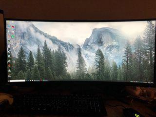 Acer Predator x34p ultrawide