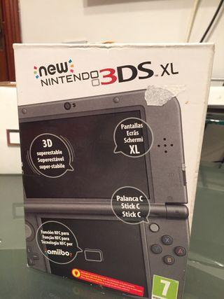 Consola New Nintendo 3DS XL Nueva