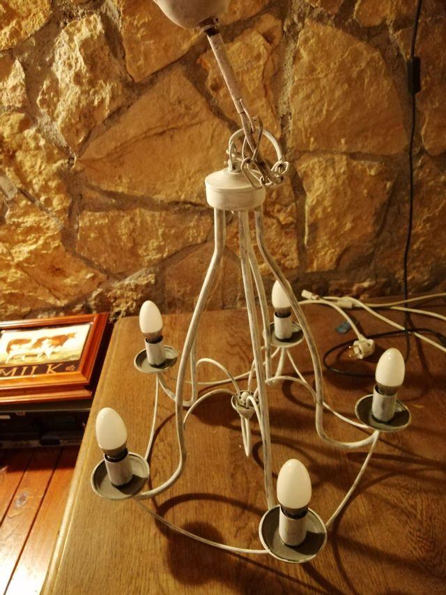 Lámpara Vintage colgante