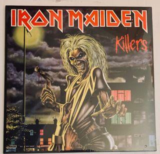 Iron Maiden Killers : LP