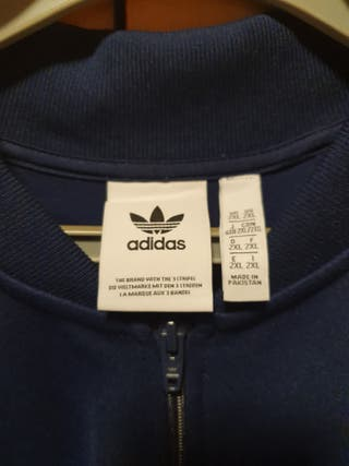 chaqueta adidas bomber