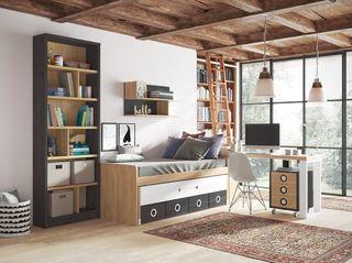 Dormitorio Infantil Compacto