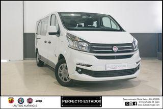 Fiat Professional Talento 1.2 SX Largo 1.6 EcoJet 89 kW (120 CV)