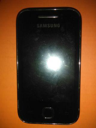 Galaxy Mini sin batería