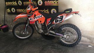 KTM EXC 250 4t