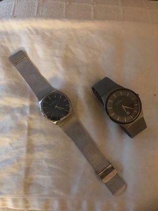 Relojes 4 colección honbre.