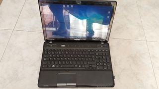 PORTATIL TOSHIBA SATELLITE 750 I7 4RAM 320HDD