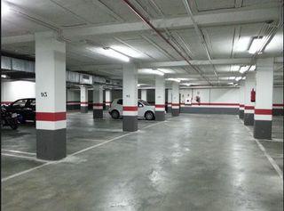 Alquilo Garaje en Ensanche Sur (Alcorcón)