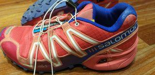 zapatillas salomon mujer trekking mercadolibre online