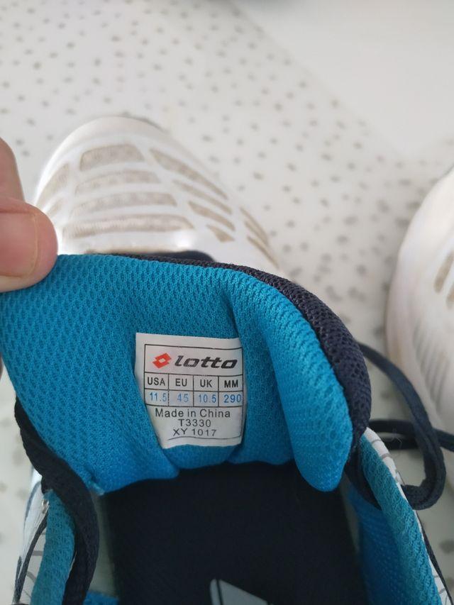zapatillas tennis Lotto
